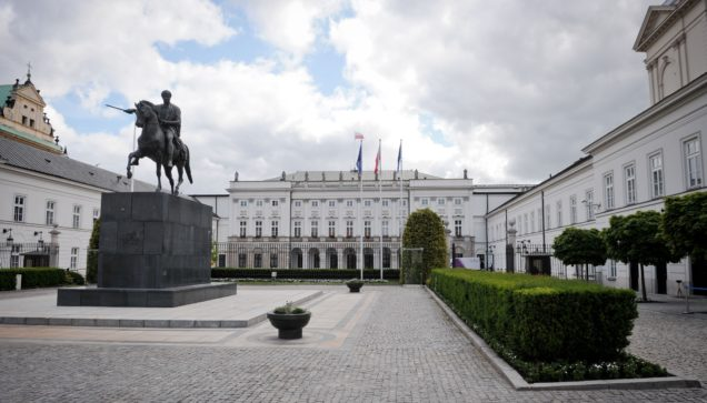 Pałac Prezydencki1